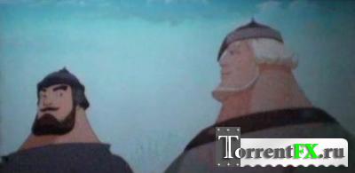 Три богатыря на дальних берегах (2012) CAMRip