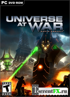 Universe at War: Earth Assault (2007) PC | RePack от R.G. Catalyst