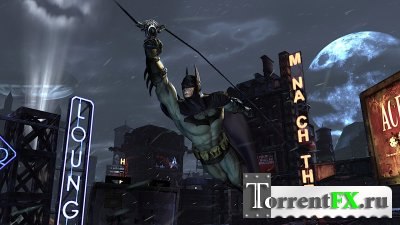 Batman: Arkham City - Game of the Year Edition (2012) PC | RePack