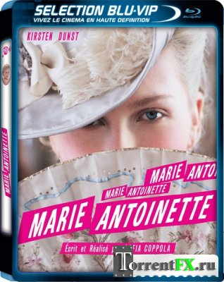 Мария-Антуанетта / Marie Antoinette (2006) BDRip