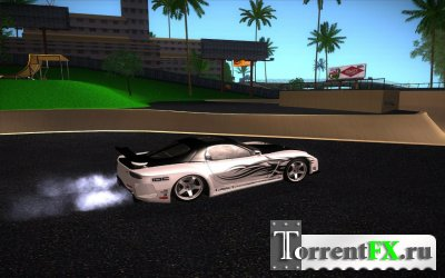 Grand Thet Auto: San Andreas SAlyanka + Update 0.2 (2013) PC