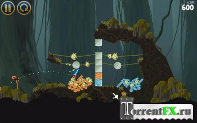 Angry Birds Star Wars [v 1.3] (2012) PC | Лицензия