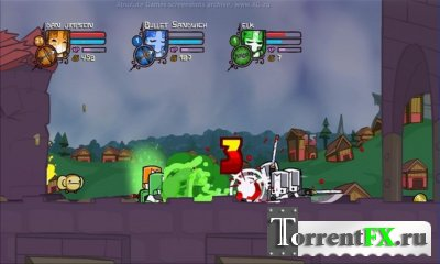 Castle Crashers (2012) PC