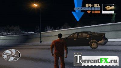 GTA 3 / Grand Theft Auto 3: Snow City (2002-2012) PC