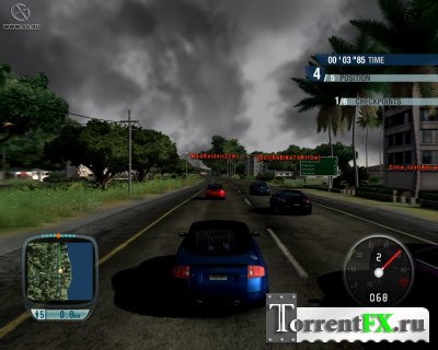 Test Drive Unlimited Gold (2008) PC