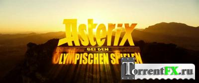 Астерикс на Олимпийских играх / Astérix aux jeux olympiques (2008) HDRip