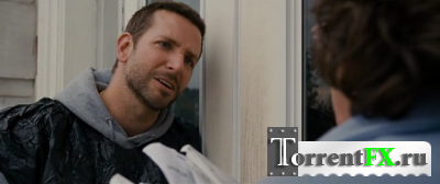 Мой парень - псих / Silver Linings Playbook (2012) DVDScr