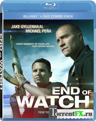 Патруль / End of Watch (2012) BDRip
