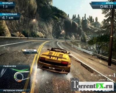 Need for Speed: Most Wanted - Limited Edition (2012/Ru/v 1.3.0.0 + 5 DLC) RePack �� Fenixx
