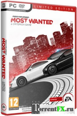 Need for Speed: Most Wanted - Limited Edition (2012/Ru/v 1.3.0.0 + 5 DLC) RePack от Fenixx