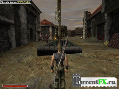 Готика + Бонус / Gothic + Bonus (2001) PC | Repack