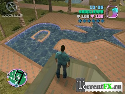 GTA / Grand Theft Auto: Vice City (2003) PC | RePack от R.G. Catalyst
