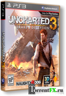 Uncharted 3: Drake's Deception (2011) PS3