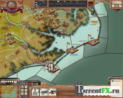 AGEod's American Civil War: Война Севера и Юга (2007) PC | Лицензия