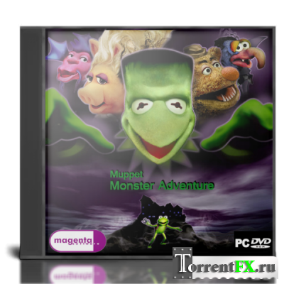 Muppet Monster Adventure (2000) PC