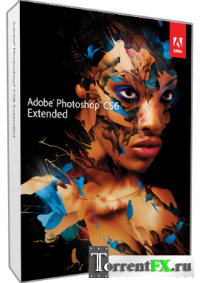 Adobe Photoshop CS6 13.1.2 Extended (2013) PC