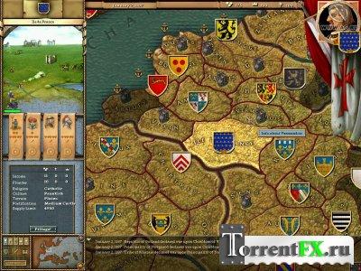 Крестоносцы / Crusader Kings (2004) PC | Лицензия