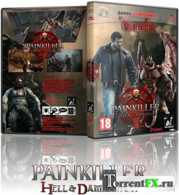 Painkiller Hell & Damnation + DLC's (2012) PC