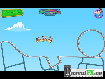 Phineas and Ferb: New Inventions (2012) PC | Лицензия