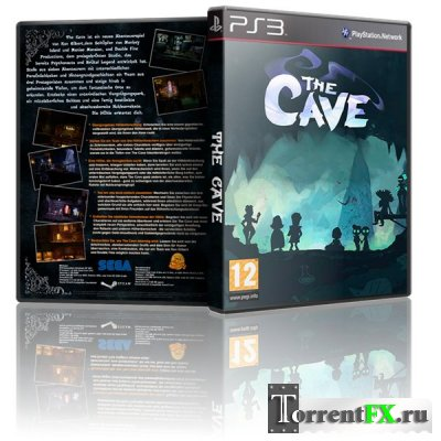 The Cave (2013) PS3