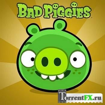 Bad Piggies (2012) PC | Лицензия