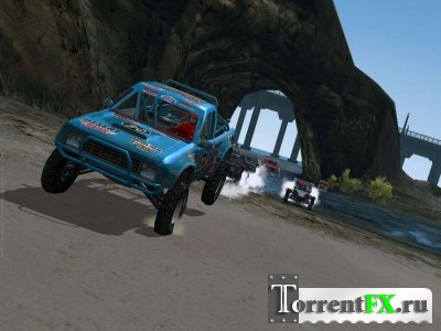 Cross Racing Championship (2005) PC | Repack от Scorp1oN