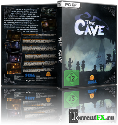 The Cave [Update 1] (2013) PC | RePack