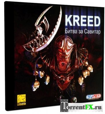 Kreed: Battle for Savitar (2004) PC | Лицензия