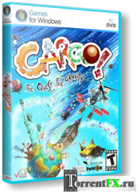 Эврика! / Cargo! The Quest For Gravity (2011) PC | Лицензия