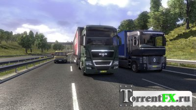 Euro Truck Simulator 2 (2012) PC | RePack от R.G. ILITA