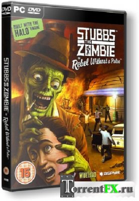 Stubbs the Zombie in Rebel Without a Pulse (2005) PC | Repack
