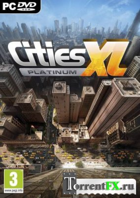 Cities XL Platinum (2013) PC | RePack от Audioslave
