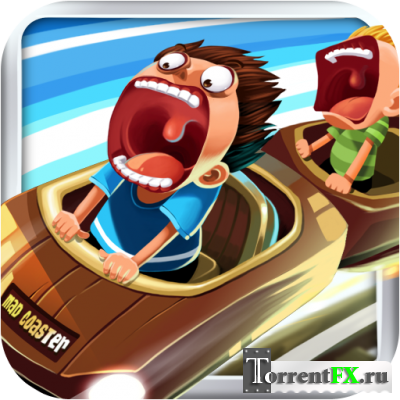 Madcoaster [v1.6] (2012) iPhone, iPod, iPad