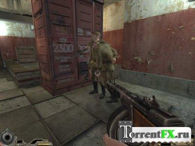 Метро-2: Смерть вождя / The Stalin Subway: Red Veil (2006) PC