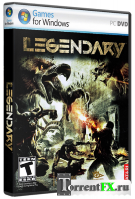 Legendary (2008) PC | Лицензия