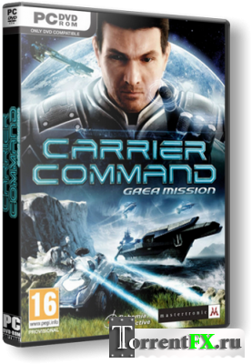 Carrier Command: Gaea Mission (2012) PC | Steam-Rip