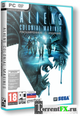 Aliens: Colonial Marines - Limited Edition (2013) PC | RePack от Fenixx