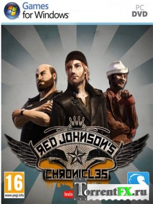 Red Johnson's Chronicles (2012) PC | Repack от Sash HD