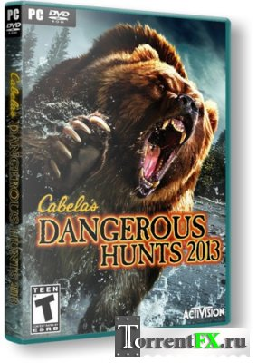 Cabela's Dangerous Hunts 2013 (2012) PC
