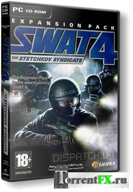 SWAT 4 - The Stetchkov Syndicate MultiAlpha (2005) PC | RePack