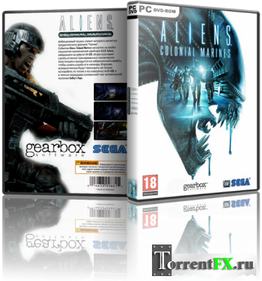 Aliens: Colonial Marines + Collector's Edition DLC Pack (2013) PC