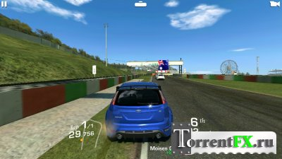 Real Racing 3 [v1.0.1] (2013) iPhone, iPod, iPad