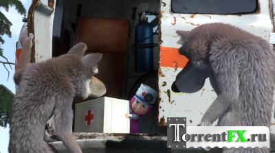 Маша и Медведь (2009-2012) BDRip 1080p от Freeisland