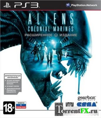 Aliens: Colonial Marines (2013) PS3