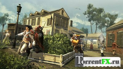 Assassin's Creed 3 [v 1.03] (2012) PC | Патч