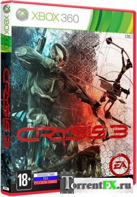 Crysis 3 (2013/RUS) XBOX360 [LT+3.0]