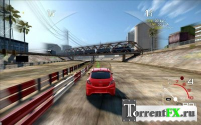 Auto Club Revolution (2013) PC | Beta
