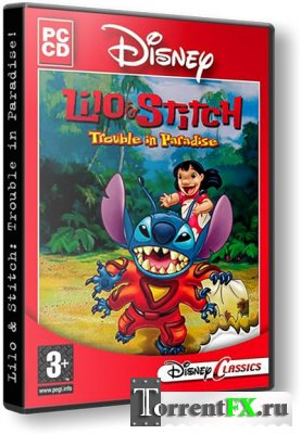 Лило и Стич / Lilo & Stitch: Trouble in Paradise (2003) PC | Лицензия