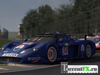 GTR 2: FIA GT Racing Game (2006) PC | Repack