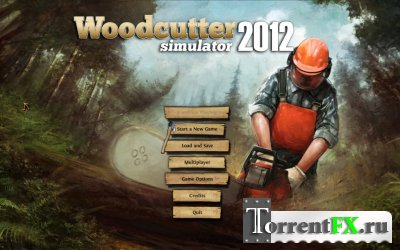 Woodcutter Simulator 2012 [2012, Симулятор / 3D]